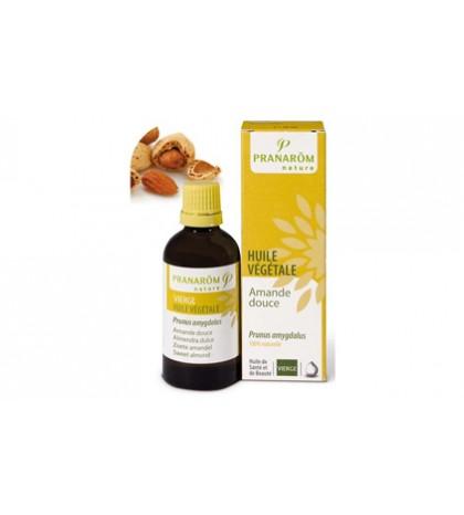 Pranarom Aceite Vegetal Almendras Dulces 50ml