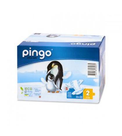 Pañales Pingo Talla 2 Ecológicos 84 unidades