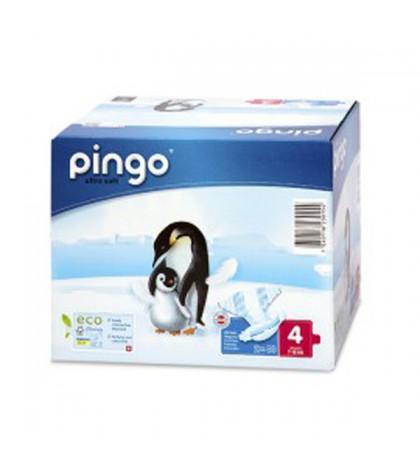 Pañales Pingo Talla 4 Ecológicos 80 unidades