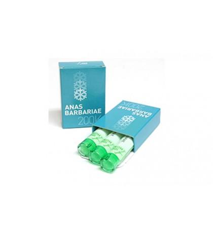 Iberhome Anas Barbariae 200K gránulos 3 tubos