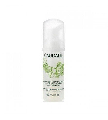 Caudalie Mini mousse limpiador 50ml