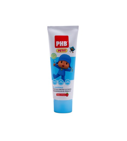 PHB Dentífrico Petit Gel 75ml