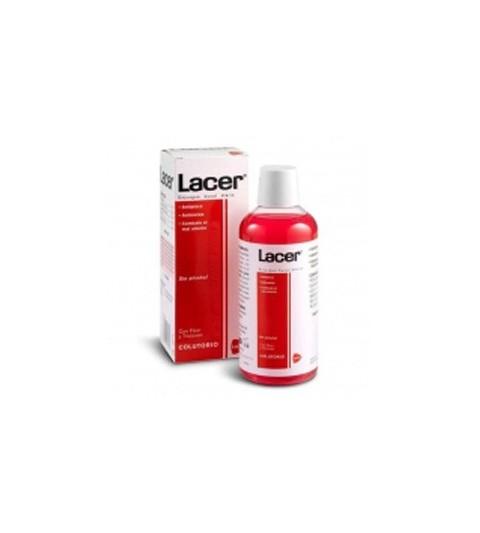 Lacer Colutorio 500ml + 100ml