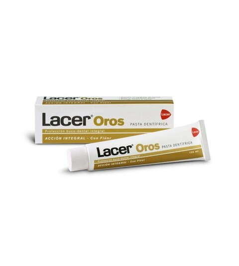 Lacer LacerOros Pasta Dentífrica 125ml