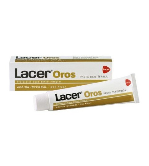 Lacer LacerOros pasta Dentífrica 75ml
