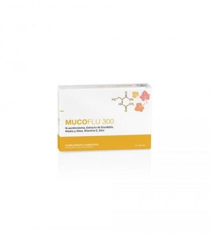 Farmaplaya Mucoflu 300 12 sobres