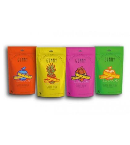 Gummy Line sabor manzana 42 ud