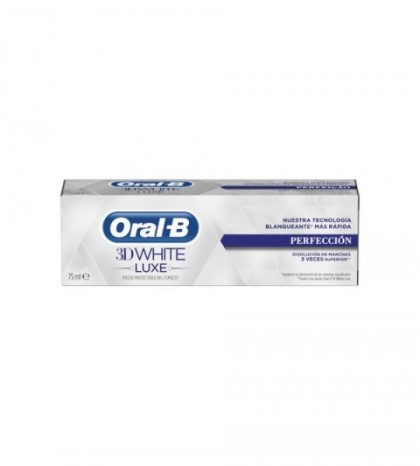 Oral-B 3D White Luxe Perfección 75ml
