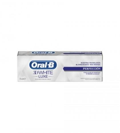 Oral-B 3D White Luxe Perfección 75ml