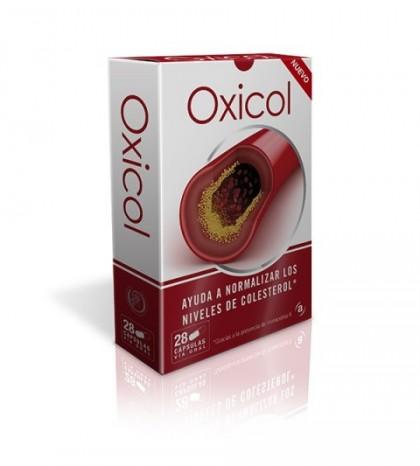 Oxicol 28 caps.