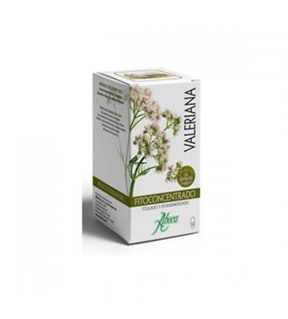 Aboca Valeriana fitoconcentrado 50 cápsulas