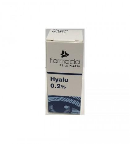 Farmaplaya Hyalu 0,2% 10ml