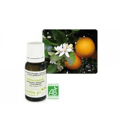 Pranarom Aceite Esencial Mandarina 10ml