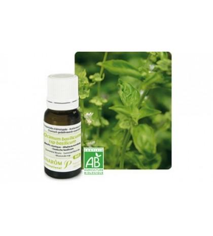 Pranarom Aceite Esencial Albahaca Exótica 10ml.