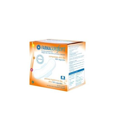 Farmaconfort Compresas Ultra Dia 10ud