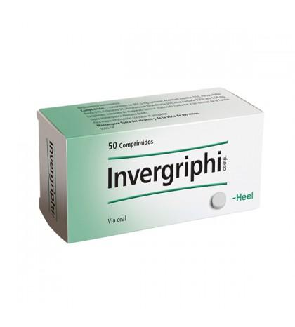 Heel Invergriphi compositum 50 comprimidos