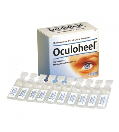 Heel Oculoheel 15 monodosis 0,45ml