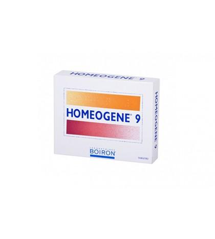 Boiron Homeogene 9 60 comprimidos