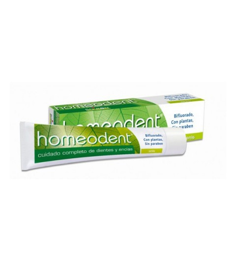 Boiron Homeodent dentífrico anís 75ml
