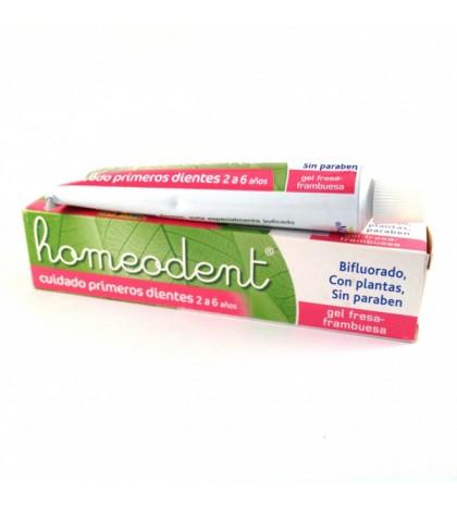 Boiron Homeodent cuidado primeros dientes 50ml