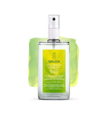 Weleda desodorante spray Citrus 100ml