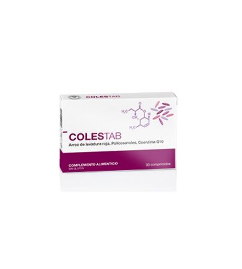Farmaplaya Colesttab 30 comprimidos