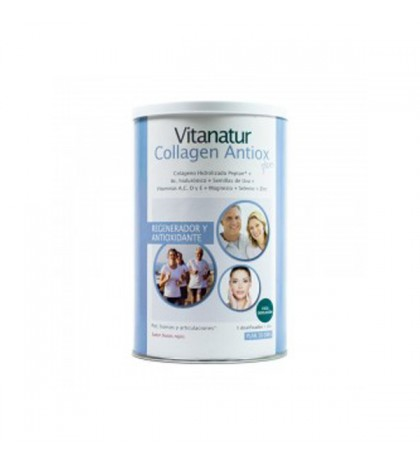 Vitanatur Collagen Antiox Plus 360g