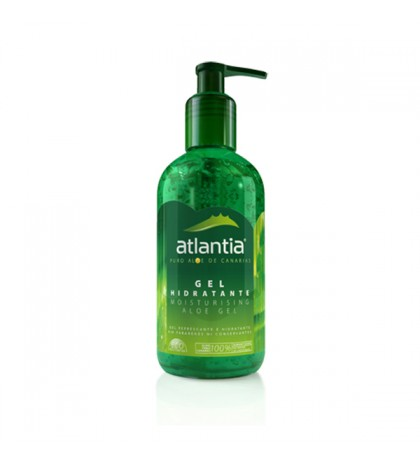 Atlantia gel aloe Canarias 250ml