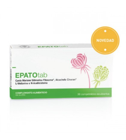 Farmaplaya Epatotab 30 comprimidos