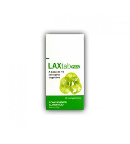Farmaplaya Laxtab Plus 50 comprimidos