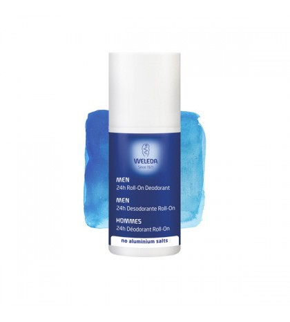 Weleda desodorante roll-on Men 24h