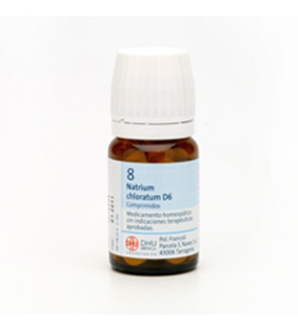 Sales Schussler nº8 Natrium Chloratum 80 comp