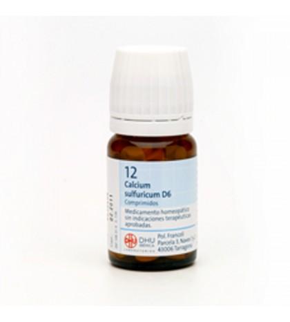 Sales Schussler nº12 Calicum Sulfuricum 80 comp
