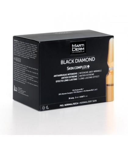 Martiderm Skin Complex Black Diamond 10 amp