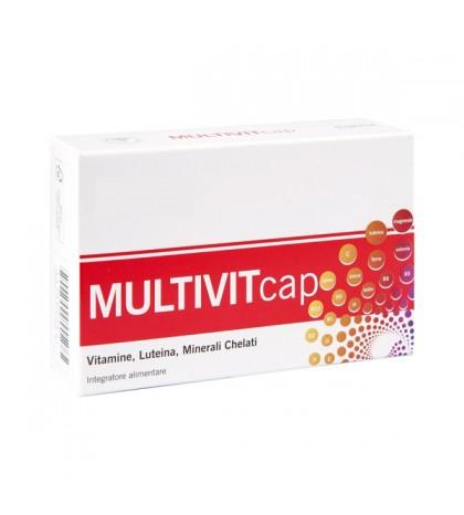 Farmaplaya MultivitCap 30 cápsulas