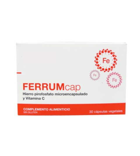 Farmaplaya FerrumCap 30 cápsulas