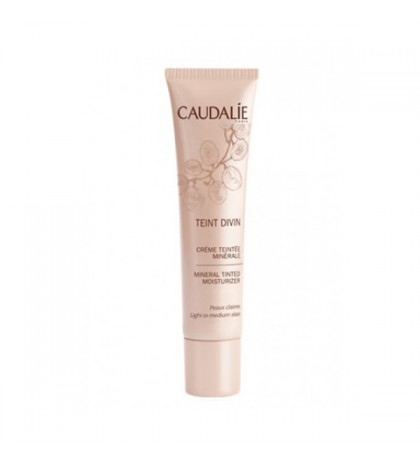 Caudalie Crema hidratante color piel clara 30ml