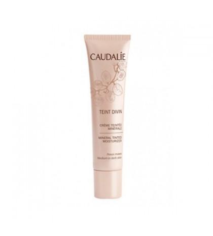Caudalie Crema hidratante color piel oscura 30ml