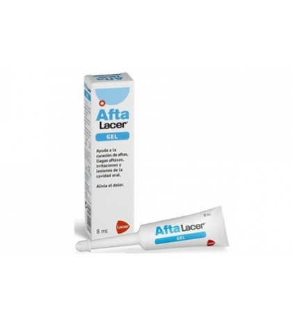 Lacer AftaLacer gel 8ml