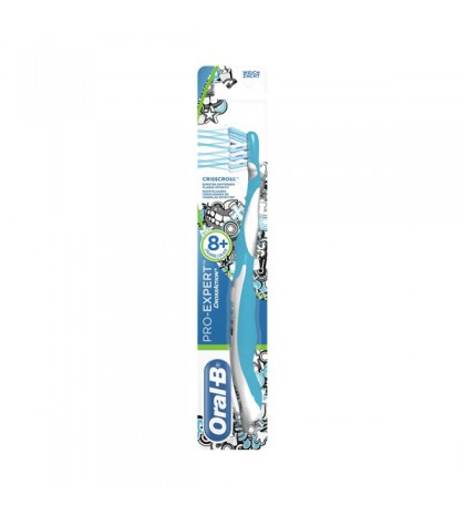 Oral-B Pro Expert Cross Action cepillo infantil +8años