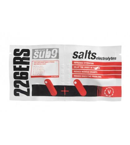 226ERS Sub9 Dalts Electrolytes 2 cápsulas