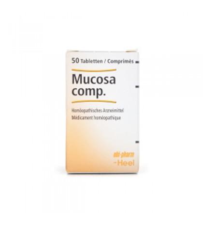 Heel Mucosa Compositum 50 comprimidos