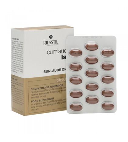 Sunlaude Oral Duplo 60 cápsulas