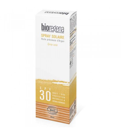 Bioregena Spray Solar niños SPF50 BIO 90ml