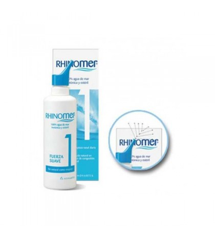 Rhinomer Fuerza1 135ml