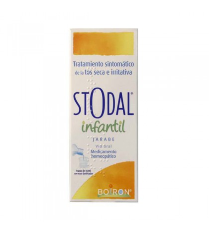 Boiron Stodal Infantil jarabe 150ml