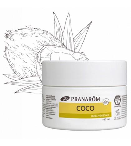 Pranarom Aceite vegetal Coco 100 ml