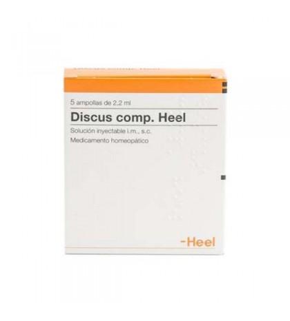 Heel Discus Compositum 5 ampollas