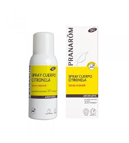 Pranarom Aromapic Spray Cuerpo Citronela BIO