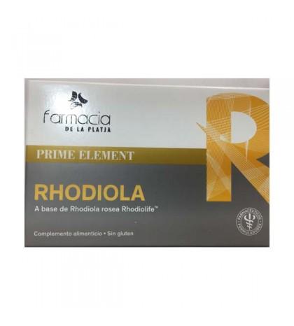Farmaplaya Rhodiola 30 comprimidos